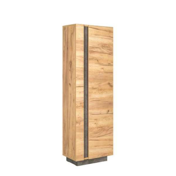 archi shkaf kombinirovannyy 10.05 600x600 - АРЧИ 10.05 Шкаф комбинированный (дуб крафт золотой/камень темный)