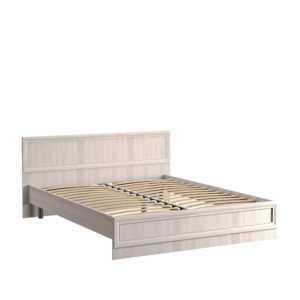 Кровать БЬЯНКА 01.36 160х200 (ясень анкор светлый)