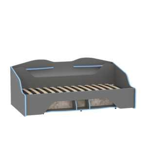 indigo krovat 11.03 300x300 - ИНДИГО 11.03 Кровать 90х200 см (темно-серый/граффити)