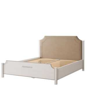 АДЕЛЬ 452 Кровать двойная 160х200 (ясень белый)