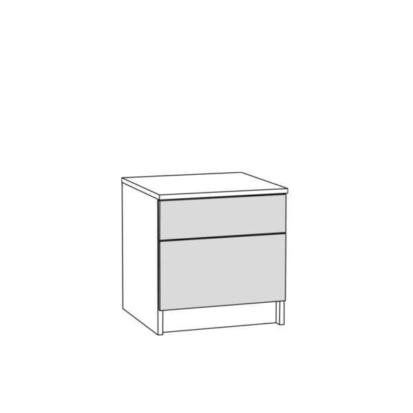 МАДЭРА 13.88 Тумба прикроватная (венге каштан)