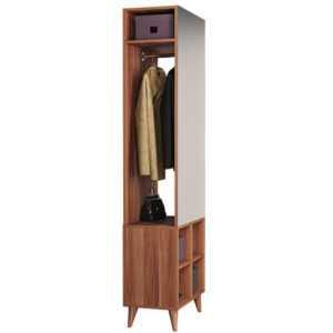 Верона шкаф-прихожая с зеркалом