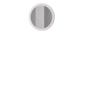 zerkalo 450 300x300 - АДЕЛЬ 450 Зеркало (ясень белый)