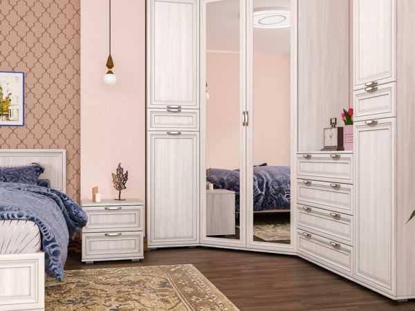 """byanka interer 5 600x450 - Спальня """"Бьянка"""""""