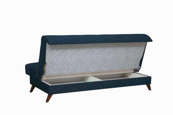 """loft 2 nevi 600x400 - Диван - кровать """"Лофт"""" (ягуар нэви)"""