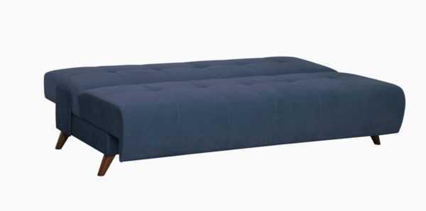 """loft 5 nevi 600x298 - Диван - кровать """"Лофт"""" (ягуар нэви)"""