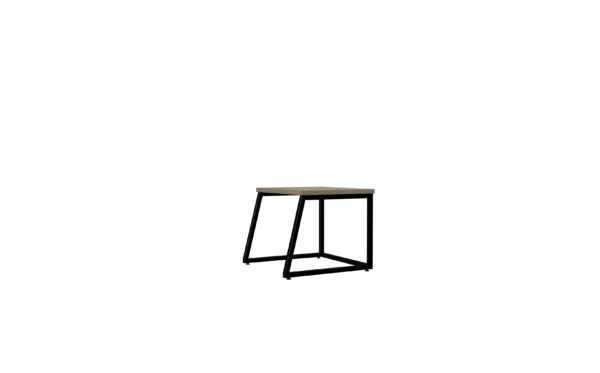Latte стол журнальный № 2 (в стиле лофт)