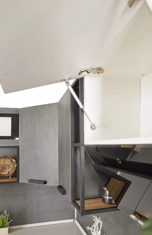 """Кухонный гарнитур """"Фиджи"""" 2,0 м (бетон)"""