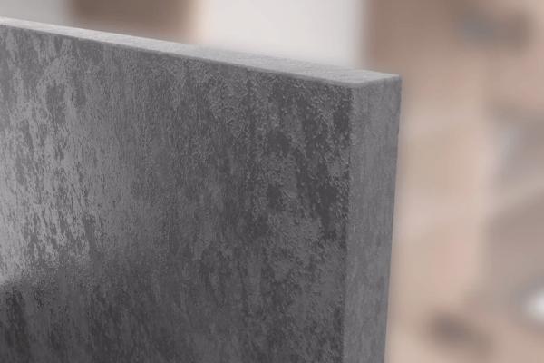 """210501180301 1 600x400 - Кухонный гарнитур """"Фиджи"""" 1,8 м (бетон/белый)"""