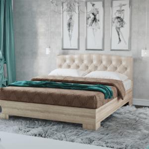 "Кровать ""Лаура-2"" 140х200 см"