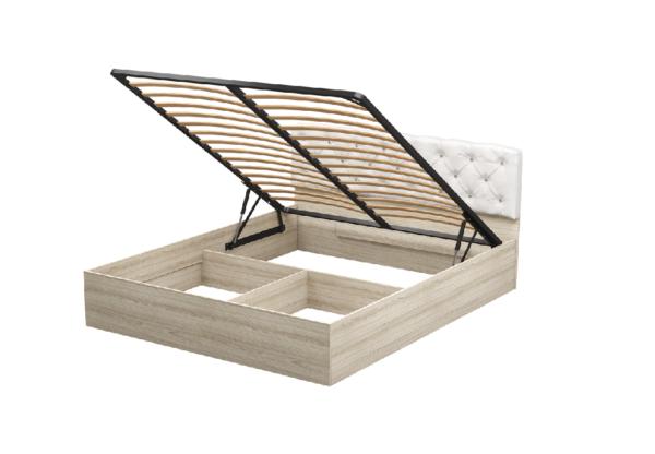 """Кровать """"Лаура"""" 140х200 см с подъемным механизмом"""
