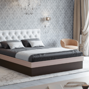 "Кровать ""Лаура-3"" 140х200 см"