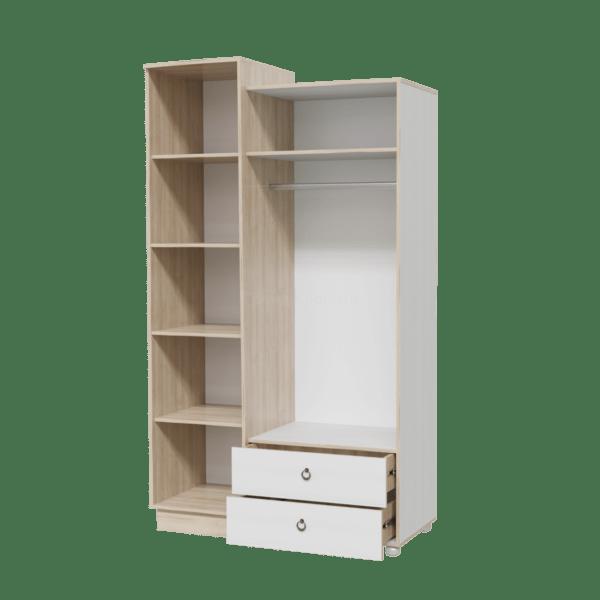 Бриз шкаф для одежды 3-х дверный