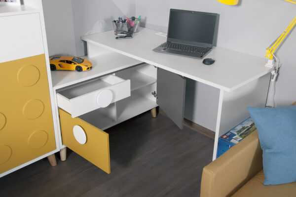 Fun-box C2 стол письменный угловой