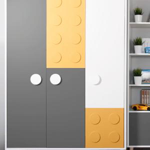 Fun-box Ш3 шкаф 3-х створчатый
