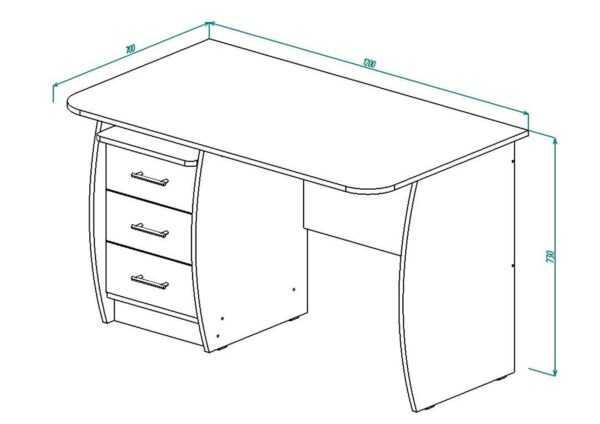 СП-1 Письменный стол