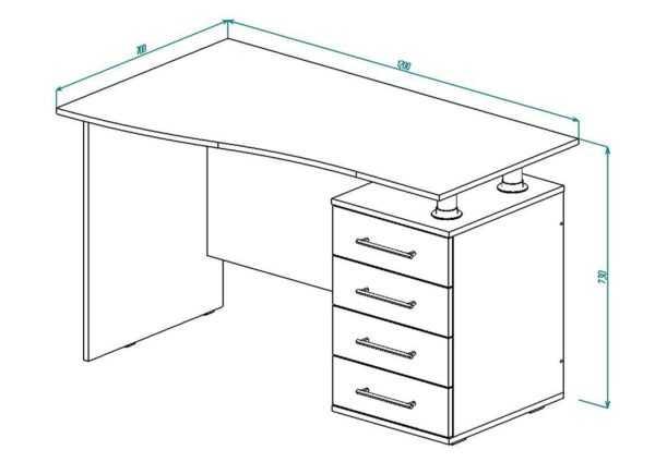 СП-2 Письменный стол