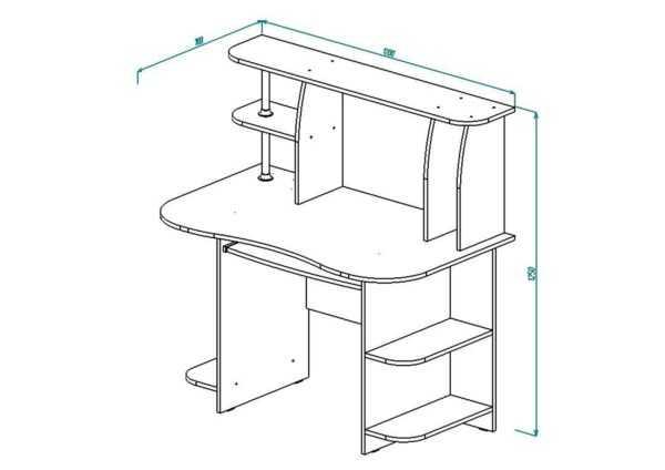 СК-5 Компьютерный стол